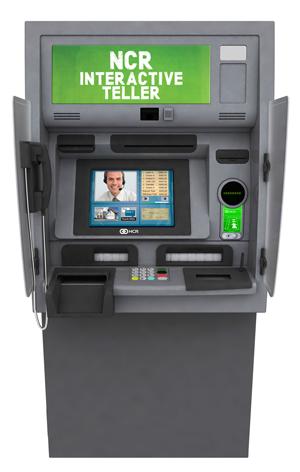 NCR Interactive Teller