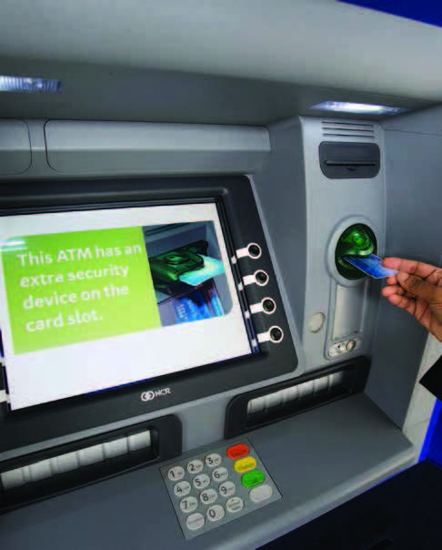 NCR Secure  Take control of your ATM network - FTSI, Inc