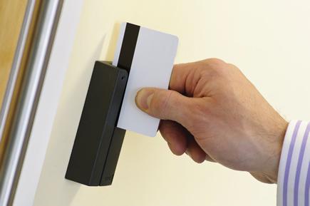 ATM Vestibule Access Control